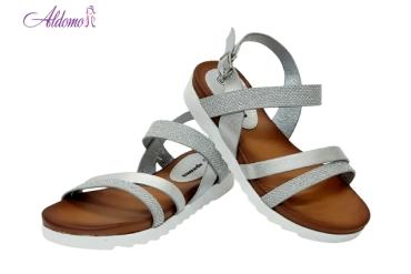 Sandale Argintii Fete