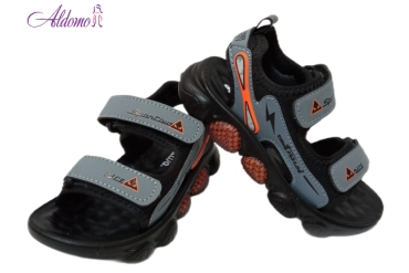 Sandale Gri Baiat