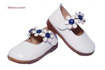 Pantofi Fete Cu Floricele
